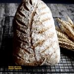 Orkiszowy chleb dekoracyj...