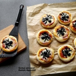 Halloweenowe mini pizze ...