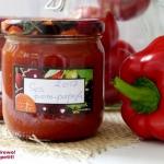 Pikantny sos pomidorowo...