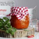 Ajwar - pasta z pieczonej...