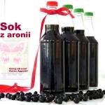 Sok z aronii - recepta...