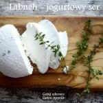 Jogurtowy ser Labneh i ko...