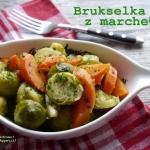 Brukselka z marchewką