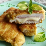 Cordon Bleu  z kurczaka...