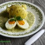 Na obiad jajka w sosie...