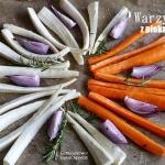 Warzywa korzeniowe z...