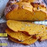 Orkiszowy chleb dyniowy...