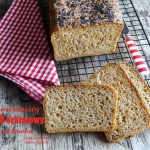 Orkiszowy chleb z marchew...
