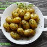 Młode ziemniaki w...