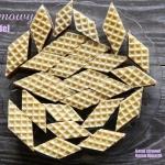 Domowe wafle - andruty