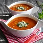 Najlepsza pomidorowa z...