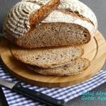 Chleb pszenny razowy wiel...