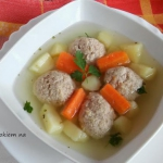 Lekkostrawna zupa z...