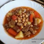 Zupa gulaszowa wieprzowa...