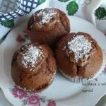 Muffinki czekoladowo...