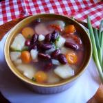 Zupa ziemniaczano -...