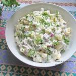 Blyskawiczna salatka sled...