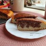 Ciasto kokosowo kakaowe...