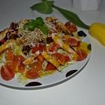 Salatka z indykiem i slon...