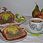 Ciasto kisielowo-makowe