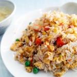 Przepis na ryż z...