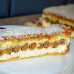 Ciasto Rurka - bez piecze...
