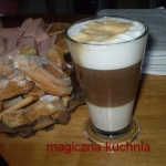 Moja cafe latte