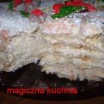 Tort Rafaello na krakersa...