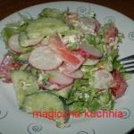 Salatka z zupka chinska