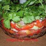 Salatka ormanska oraz Pac...