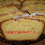 Ciasto cytrynowe (pieczon...