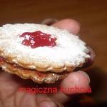 Kruche ciasteczka z marmo...