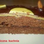 Roczek blogu i czekoladow...