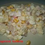 Salatka slodko-pikantna