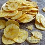 Chipsy z plantana