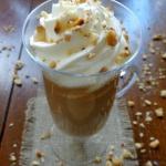 Kawa orzechowa z miodem...