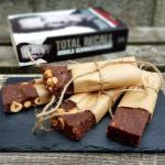 Baton orzechowo-czekolado...