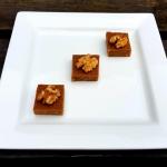 Kawowe kwadraty z semolin...