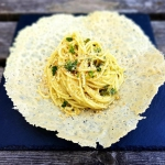 Spaghetti with Parmesan,...