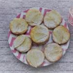 Ciasteczka serowe z grusz...
