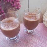 Koktajl kakaowy z maslank...