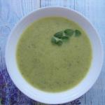 Zupa cukiniowa (krem)