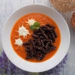 Zupa dyniowo-paprykowa z...