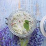 Sos jogurtowo-warzywny