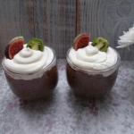Czekoladowy pudding...