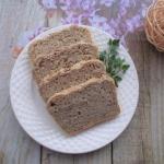 Chleb żytnio-orkiszowy