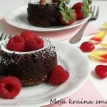 Lava cake czyli fondant...