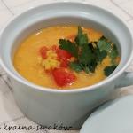 Zupa z soczewica i pomido...