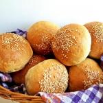 Buleczki pszenno-zytnie