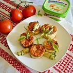 Pomidorowo-bazyliowe sern...